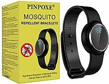 PINPOXE Bracelet Anti-Moustique, Bandes