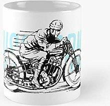 Pioneers Of Motocross Husq-varna Vintage Dirt Bike