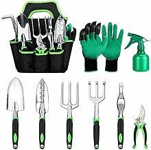 Pipigou Ensemble d'outils de Jardinage 9