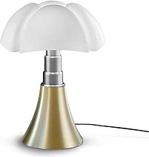 PIPISTRELLO MEDIUM-Lampe Dimmer LED pied