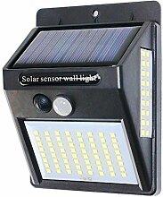 PIR Motion Capteur 100led Sunlight Control 3 Face