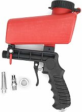 Pistolet de sablage pneumatique YIUS Kit de