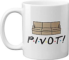Pivot! | The One Where Episode Text Couch Coffee