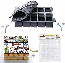 Pixcake - Le 1er Puzzle gourmand! - Kit