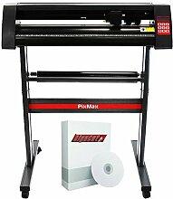 PixMax 9123 Vinyle plotter de découpe machine