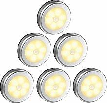Placard / armoire à LED 6 petite veilleuse lampe