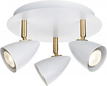 Plafonnier CIRO Blanc 3 ampoules