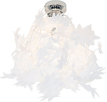 Plafonnier Country blanc - Feder