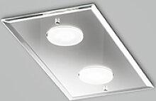Plafonnier Dado 2 lampes