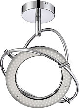 Plafonnier DEL 24 watts luminaire plafond lampe