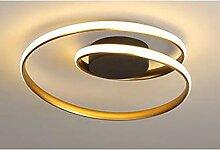 Plafonnier Dimmable éclairage plafond Luminaire