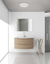 Plafonnier Dublin 28 - salle de bain - LED