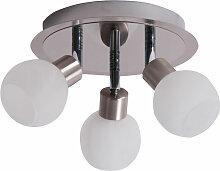 Plafonnier éclairage Rondell spotlight mobile