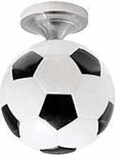 Plafonnier Football - Suspension - Ampoule E27 -