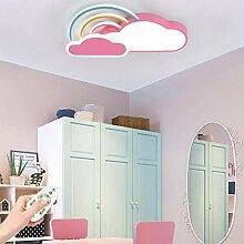Plafonnier LED Chambre D'enfants Nuages