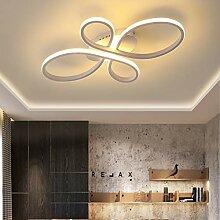 Plafonnier LED Chic Grand Salon Lumière Plafond