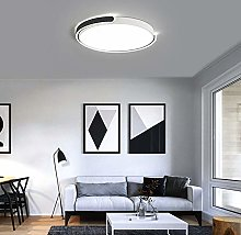 Plafonnier Led Circulaire Ambiance Simple Dessin