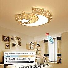 Plafonnier LED Creative Dimmable Décoration Avec