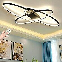 Plafonnier LED Dimmable Lampe De Plafond Moderne