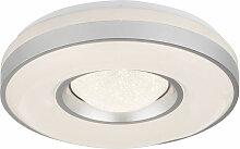 Plafonnier LED éclairage cuisine couloir rond
