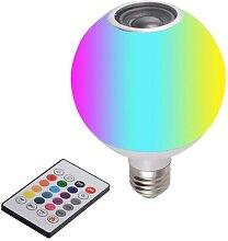 Plafonnier LED en forme de boule, 40W, E27,