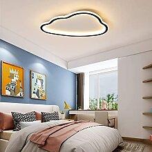 Plafonnier LED en forme de nuage abat-jour en