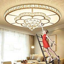 Plafonnier LED Fleur Plafonnier Créatif Dimmable