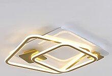 Plafonnier LED, Lampe De Plafond Encastré Moderne