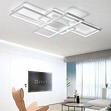 Plafonnier LED, lampe de salon, dimmable avec