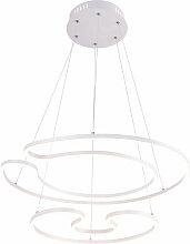 Plafonnier LED lampe de salon éclairage suspendu