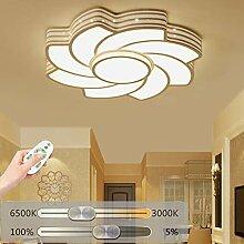 Plafonnier LED Lampe De Salon Moderne Dimmable
