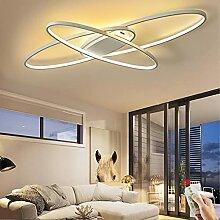 Plafonnier LED Lampe salon moderne Dimmable avec