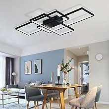 Plafonnier LED Lumière De Salon Dimmable