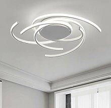 Plafonnier LED moderne design créatif plafonnier