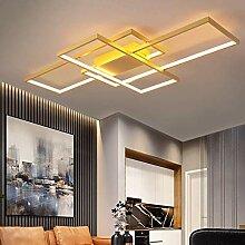 Plafonnier LED Moderne Grand Salon Lampe plafond