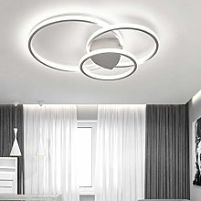 Plafonnier LED Moderne Plafond Anneau Design