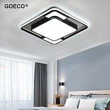 Plafonnier LED moderne pour salon chambre salle à