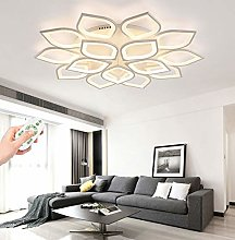 Plafonnier LED Moderne Salon Lumières Creative