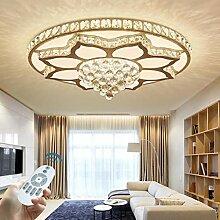 Plafonnier LED Plafonnier Avec Télécommande