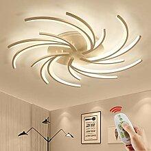 Plafonnier LED plafonnier design rotatif moderne