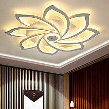 Plafonnier LED Salon Moderne Lampe de Plafond