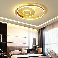 Plafonnier Moderne LED Intensité Variable Plafond