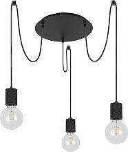 Plafonnier pendule lampe suspendue ALU-éclairage