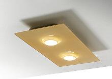 Plafonnier Pois LED 2 lampes