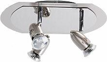 Plafonnier salon chambre éclairage spot lampe