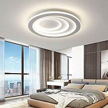 Plafonnier Simple Chambre Moderne Led