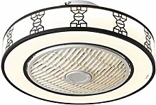 Plafonnier Ventilateur de Plafond Lumière Style