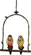 Plafonniers Lampe À Suspension De Style Tiffany,