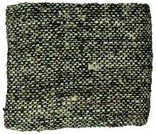 Plaids, jetés Pomax BADABOUM femme 125x150 cm