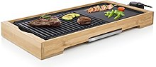 Plancha de table Tristar Bamboo Grill XL BP-2641